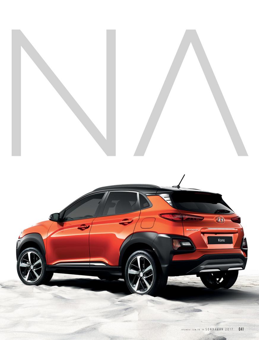 Vision Hyundai E Dergi 3 Sayfa 40 41